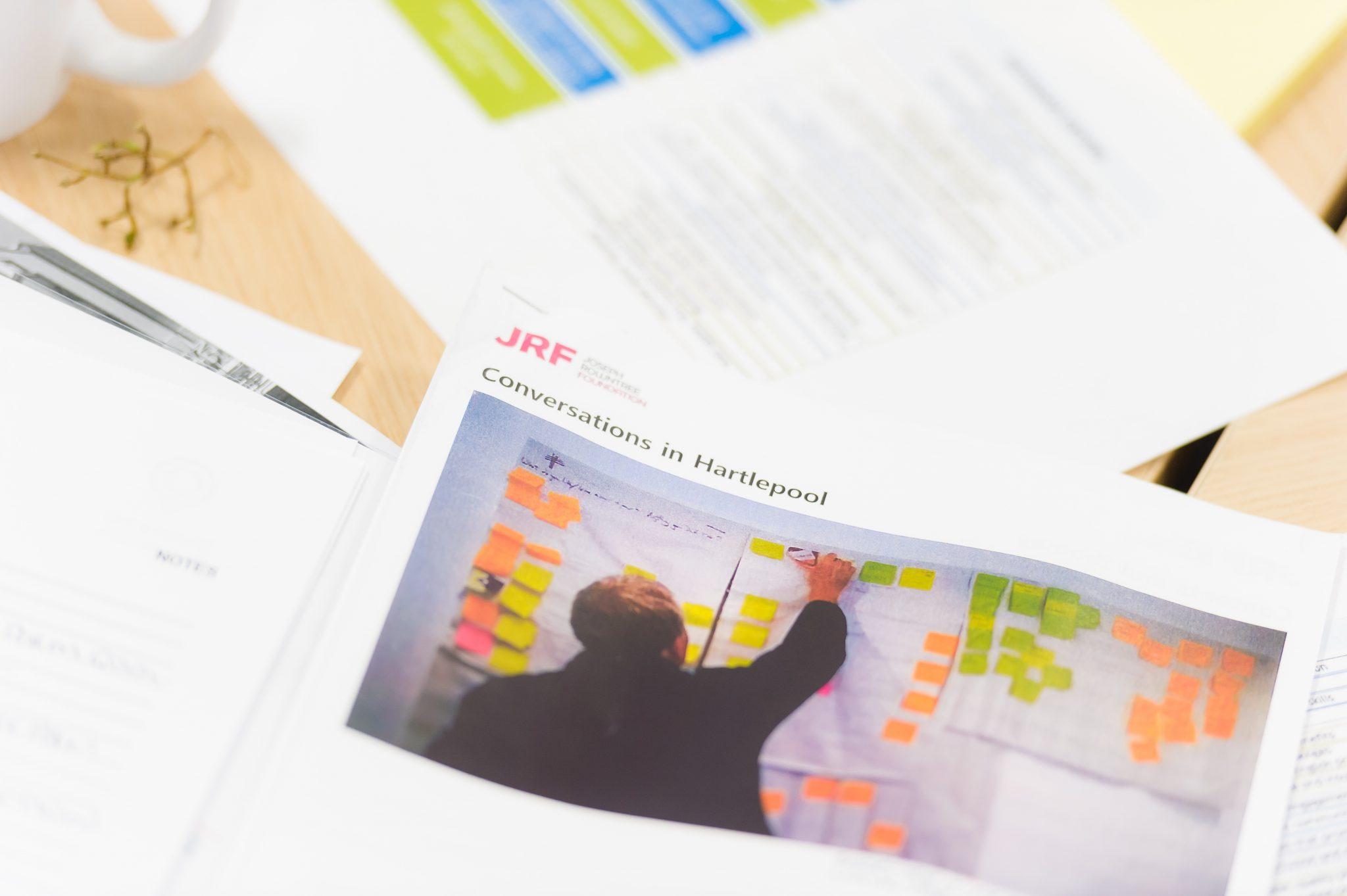 Conversations in Hartlepool Report June 2016